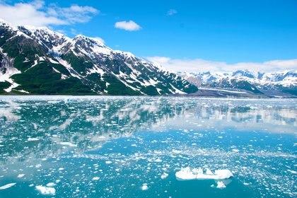Las altas temperaturas provocan deshielo (Foto: Pexels)