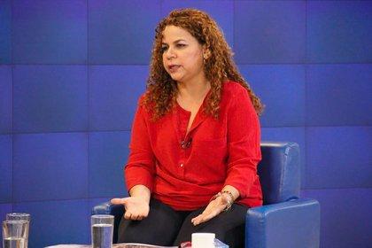 La dirigente chavista, Maria Iris Varela