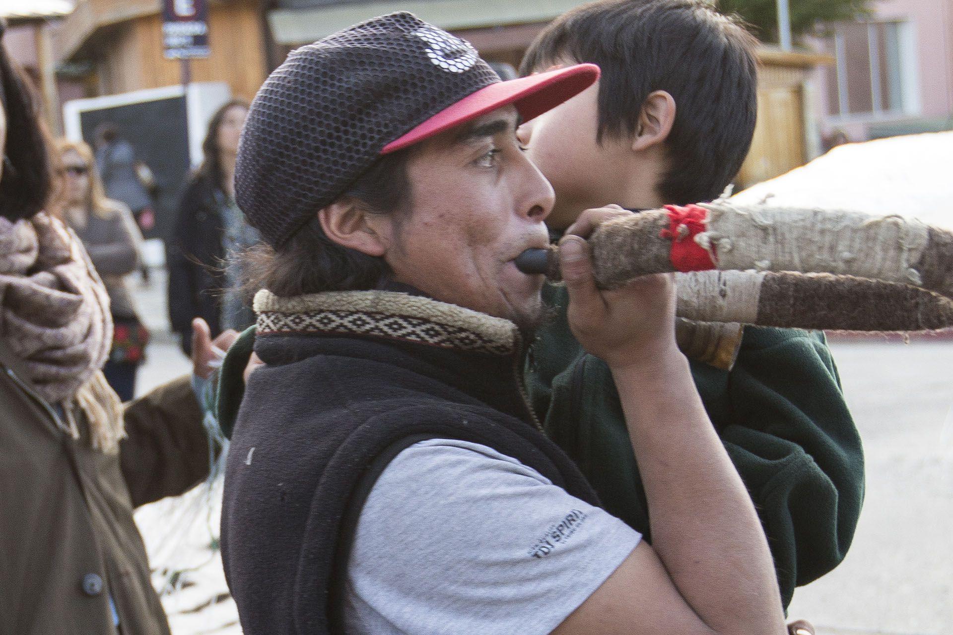 Comunidad mapuche Lafken Winkul Mapu Bariloche Rafael Nahuel
