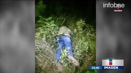 El cuerpo de Jazmín Contreras apareció maniatado en un bosque