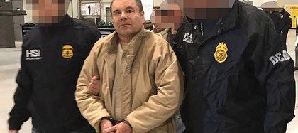 """""""El Chapo"""" sabe que sus viejos distribuidores lo pueden hundir."""