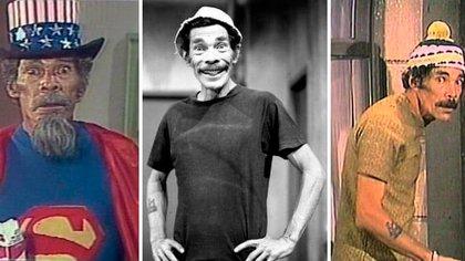 En la compañía de Chespirito, Valdés realizó muchos personajes (Foto: Archivo)