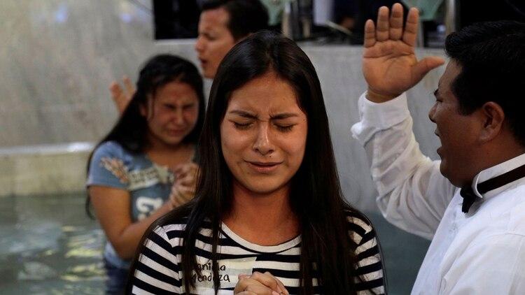 (Foto: Reuters / Luis Cortés)