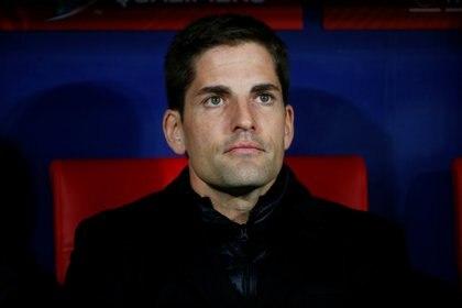 Robert Moreno sería destituido tras clasificar a la selección a la Eurocopa - REUTERS/Javier Barbancho