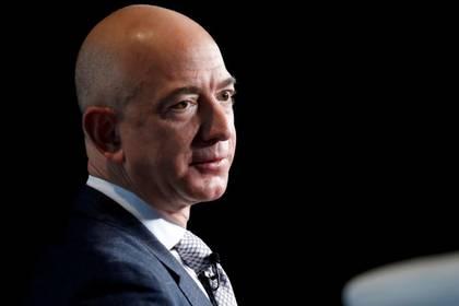 Jeff Bezos en conferencia en Washington, EEUU, 7 marzo 2017. REUTERS/Joshua Roberts/Archivo