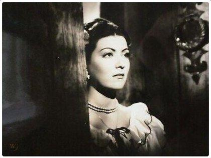 Gloria Marín habría sido uno de los más grandes amores de Jorge Negrete (Foto: Twitter / @cinegloria)