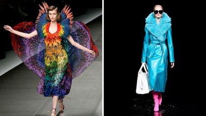 Las etiquetas de Alexander McQueen y Balenciaga dejarán de trabajar con pieles de animales en sus colecciones
