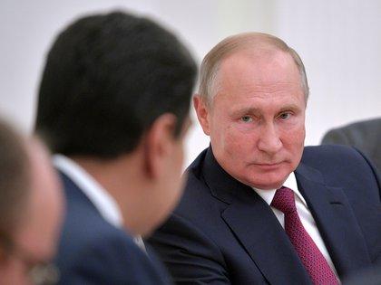 Vladimir Putin recibió Nicolás Maduro en Moscú hace tres semanas para hablar sobre la continuidad del régimen bolivariano en Caracas.