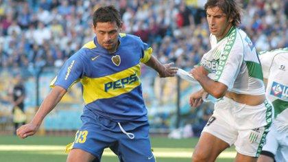 En Boca Traverso ganó tres títulos locales y cuatro internacionales (FOTO NA:DAMIAN DOPACIO)