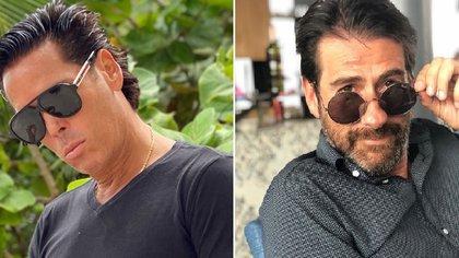 Roberto Palazuelos se refiere al hermano de Eduardo Videgaray (IG: robertopalazuelosbadeau / eduardovidegaray)