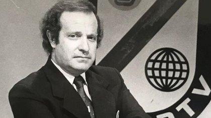 En 1970 cuando tuvo la oportunidad de introducirse al ámbito de la comunicación con el canal de Televisión Independiente de México (IG: joseramonfernandeza)