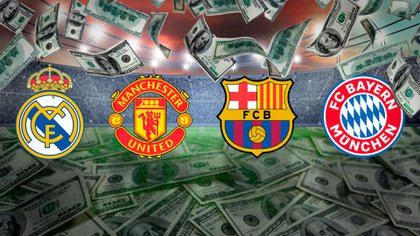 Con Barcelona a la cabeza, éstos son los 20 clubes más valiosos del mundo según Forbes