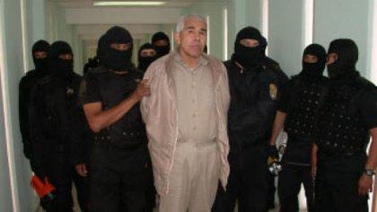 Rafael Caro Quintero fue detenido hace 36 años (Foto: PFP/ Cuartoscuro)