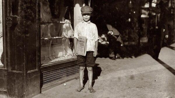 En 1947 se celebró el primer Día del Canillita en la Argentina. Es uno de los pocos días de descanso en el año de los diarieros