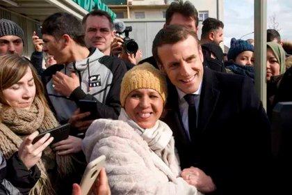 El gobierno de Emmanuel Macron quiere impulsar una ley contra el separatismo étnico religioso (AP)