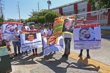 Jalisco es el estado con más casos de desaparecidos en México (Foto: FERNANDO CARRANZA GARCIA / CUARTOSCURO.COM)