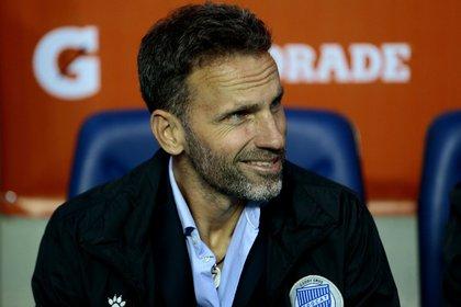 Lucas Benardi había asumido en marzo el puesto en Mendoza (FotoBaires)
