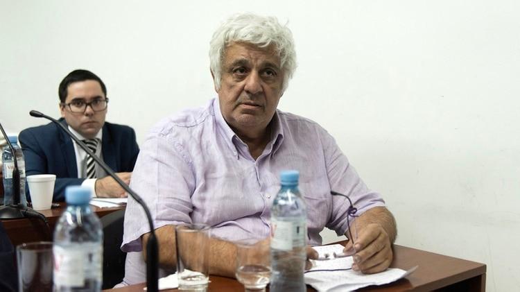 Samid ayer en el juicio oral (Adrian Escándar)