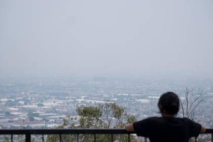 La calidad del aire es buena en las alcaldías Cuajimalpa, Gustavo A. Madero, Cuajimalpa y Miguel Hidalgo. (Foto: Cuartoscuro)