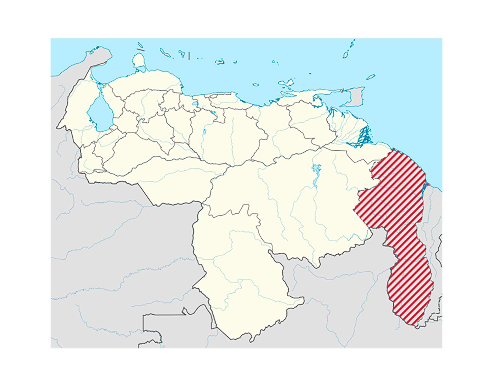 esequibo venezuela
