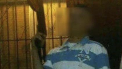 En su perfil de redes sociales uno de los jóvenes desaparecidos en Nuevo Laredo aparecía con un arma larga.