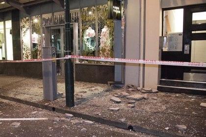 El terremoto dejó al menos dos víctimas fatales