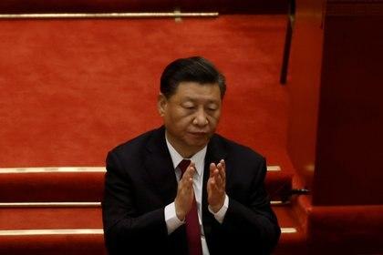Xi Jinping aumentó la represión contra la prensa extranjera. (REUTERS/Carlos Garcia Rawlins)