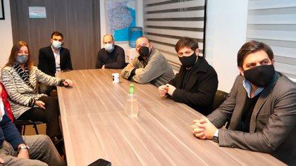La reunión que se llevó a cabo el miércoles entre las autoridades nacionales y bonaerenses