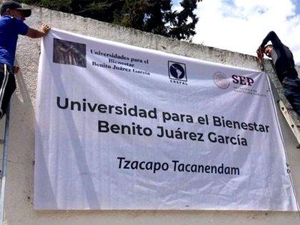 Universidades para el Bienestar Benito Juárez, el proyecto de educación superior del nuevo gobierno (Foto: Canal del Congreso)