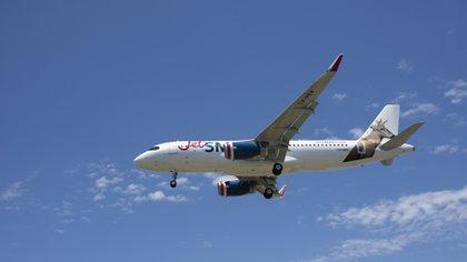 La lowcost Jetsmart retomará sus vuelos desde el aeropuerto de El Palomar
