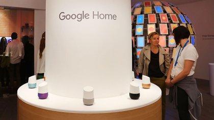 El parlante inteligente Google Home (Getty Images)