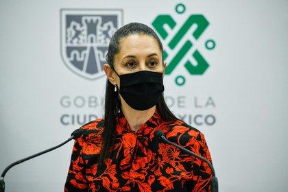 Claudia Sheinbaum, Jefa de Gobierno CDMX (Foto: Gobierno CDMX)