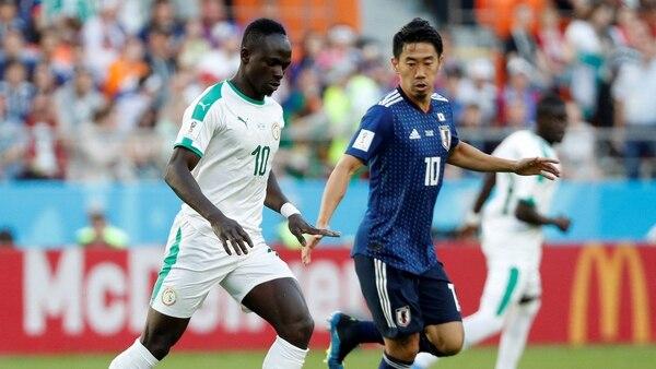 Japón y Senegal terminaron igualados y la clasificación se definió por cantidad de tarjetas