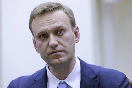 El líder de la oposición rusa Alexei Navalni ha sido envenenado, según su portavoz