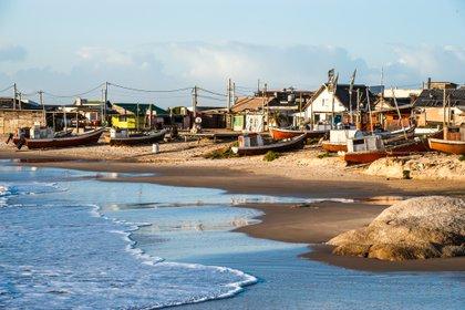 La costa de Rocha, una de las más tranquilas de Uruguay