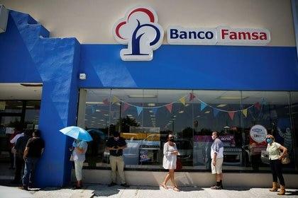 Grupo Famsa declarada en incumplimiento de pagos (Foto: REUTERS/José Luis González)