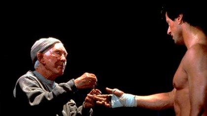 Mickey y Rocky, en una de las escenas emblemáticas de la saga (Foto: Shutterstock)
