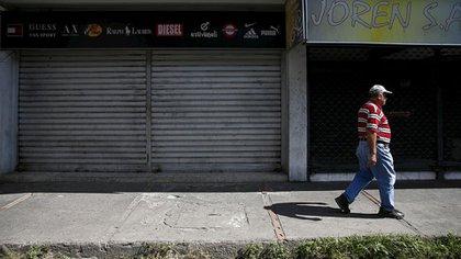 La crisis en Venezuela hizo que cierren comercios y empresas