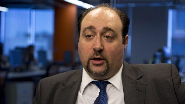 El fiscal Sergio Rondoni Caffa (Santiago Saferstein)