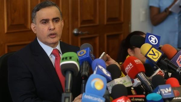 Tarek William Saab es otro de los sancionados por el bloque