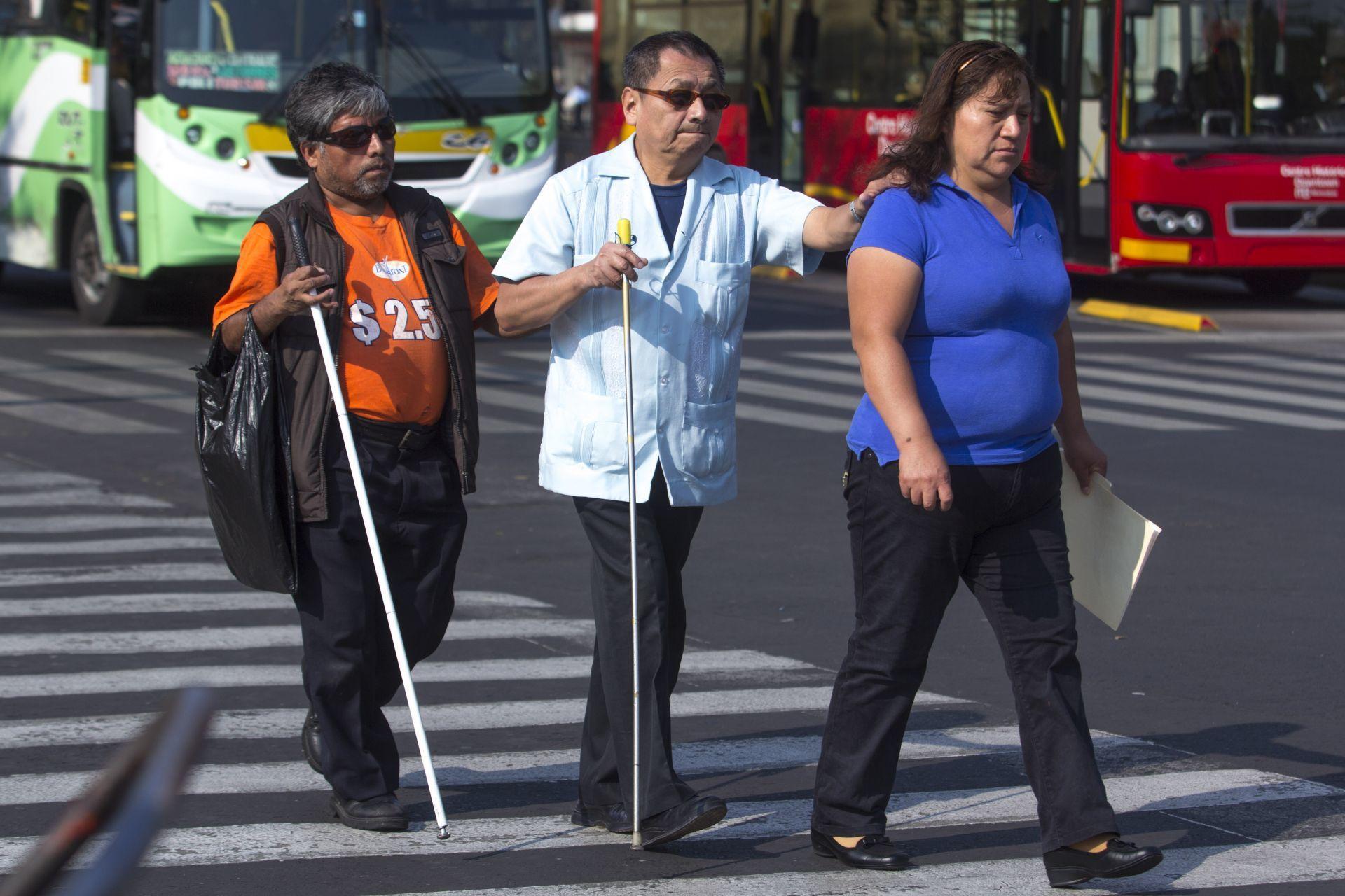 Personas discapacidad apoyo  (Foto: Cuartoscuro)