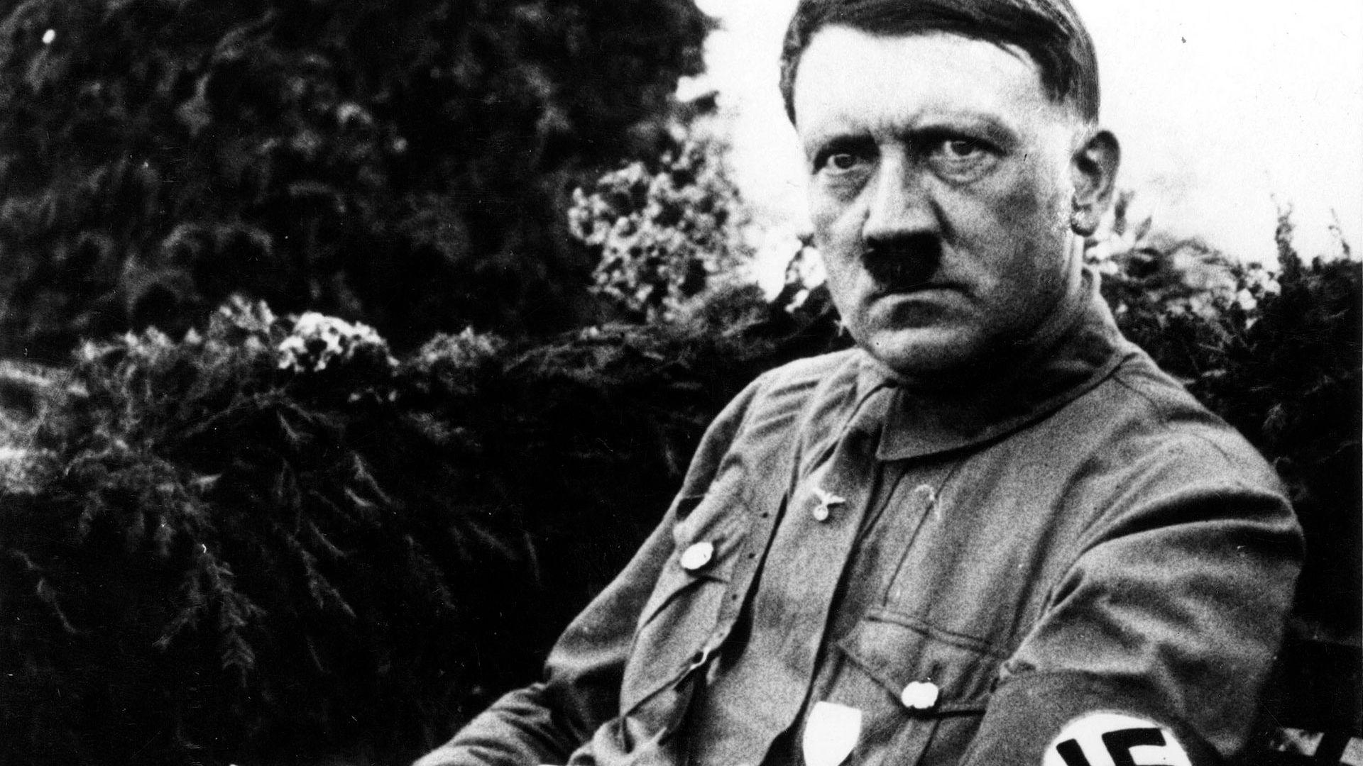 Adolf Hitler. Shutterstock