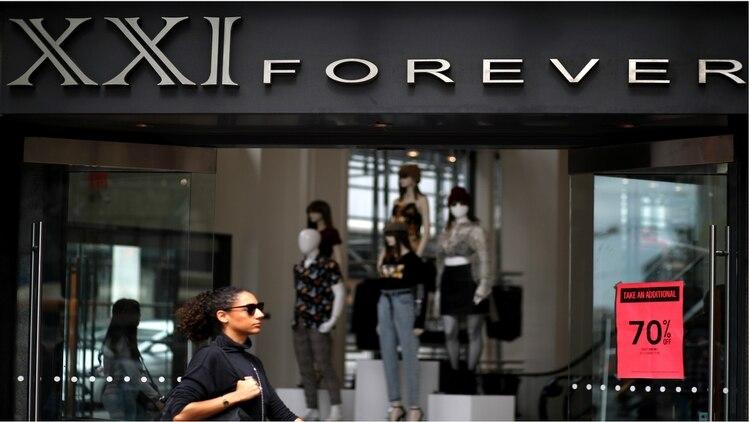 Desde hace algunos meses la marca ha tratado de cortar gastos (Foto: AFP)
