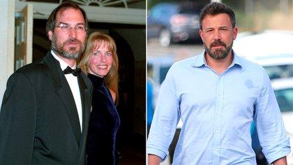 Rumores de romance entre Ben Affleck y la viuda de Steve Jobs