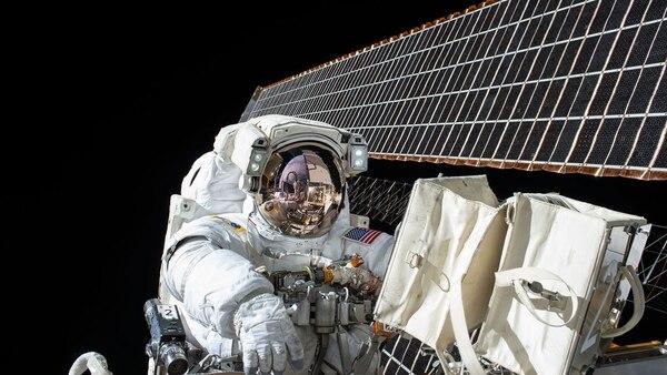 Hoy, los astronautas pasan poco tiempo en las misiones espaciales (Getty Images)