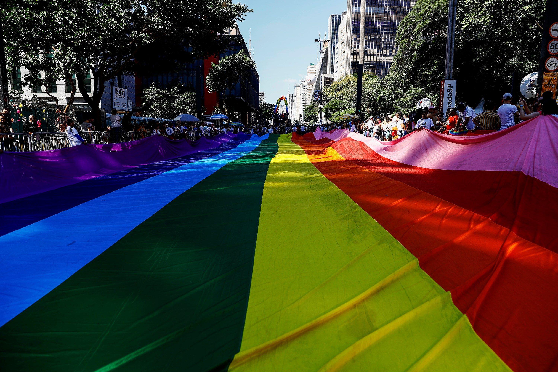 El hombre está acusado del asesinato de un joven homosexual (Foto: EFE/Marcelo Chello)