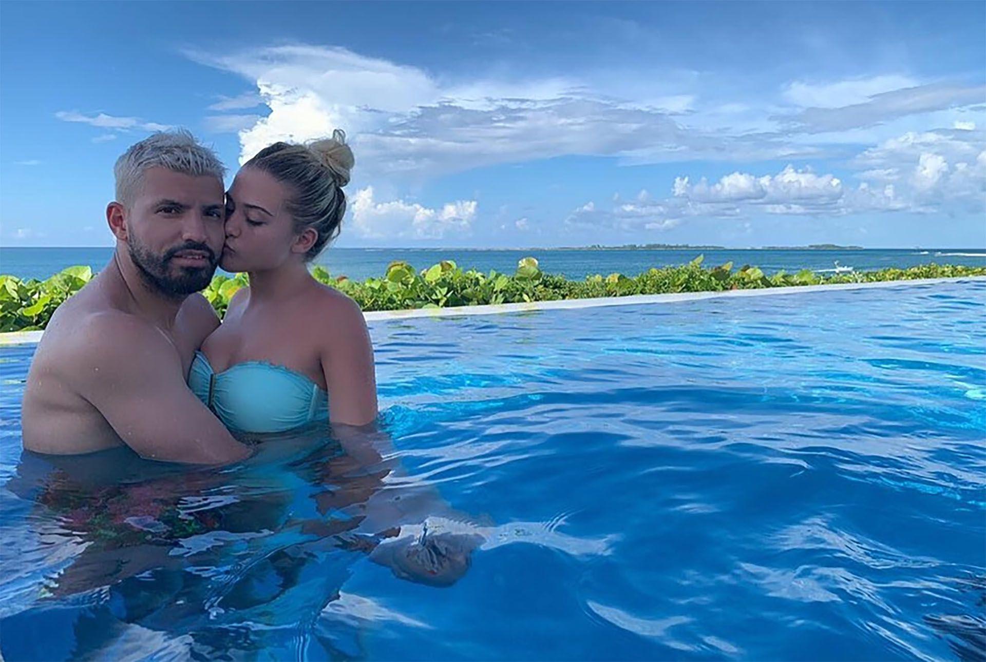 Sergio y Sofía, muy enamorados (Instagram)