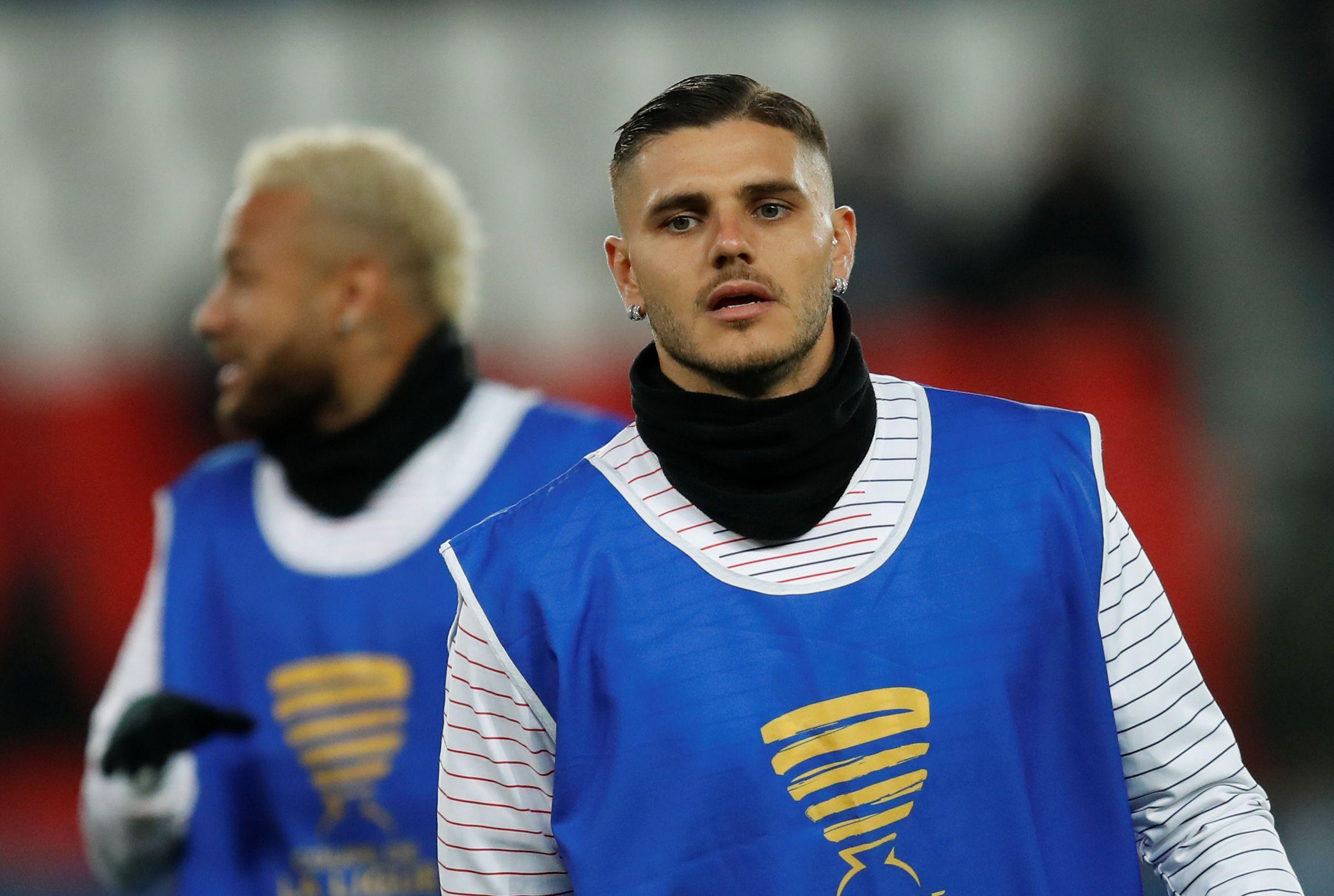 Otro equipo grande de Europa quiere sumar a Icardi (REUTERS)