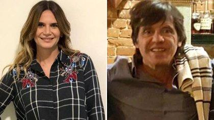 Amalia Granata y Ricardo Biasotti fueron novios durante un año y medio