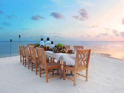 (Foto: sitio web Little Palm Island)